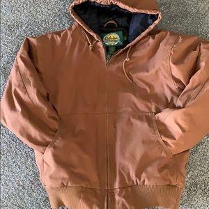 Cabelas work jacket